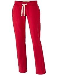 James & Nicholson Damen Hose Sweathose Ladies' Vintage Pants