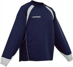 Kooga Jungen Vortex II Long Sleeve Top XL Marineblau/grau