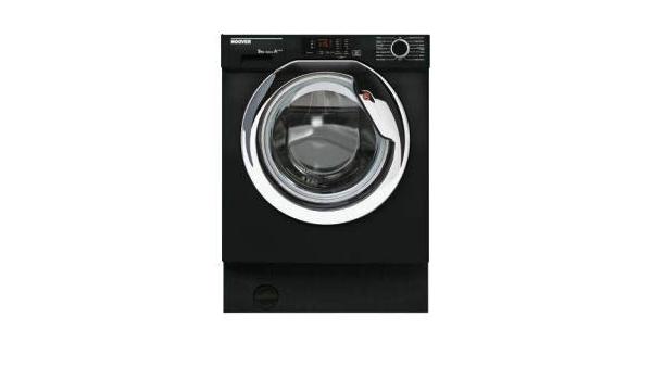 Hoover HBWM916DCB 9KG 1600RPM Built in Washing Machine Black