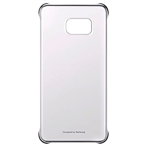 Samsung Original Galaxy S6 Edge Plus Clear Protective Smartphone Cover - Argent