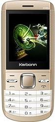 Karbonn K102+ (Golden White)