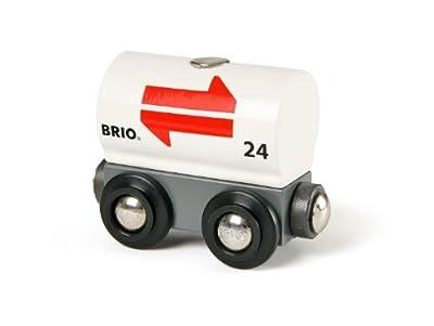 Brio 33562 - Vagón cisterna para vías de tren Brio de Brio