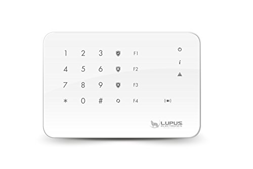 LUPUSEC - Outdoorkeypad für das XT2 Smarthome Alarmsystem, 12070