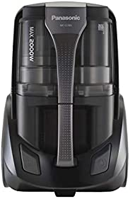Panasonic Vacuum Cleaner, Bagless Canister, 2000W, MC-CL565, 2LDust Capacity, 1 Yr Warranty