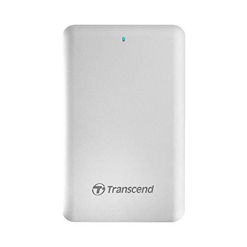 Transcend 256 GB USB 3.1 Gen 1 Thunderbolt SJM500 StoreJet 500 für Mac externe SSD TS256GSJM500