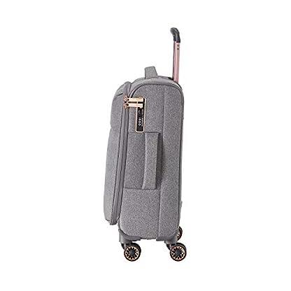 Titanium-Barbara-Grey-Trolley-L-4-Wheels