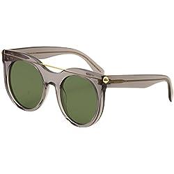 Alexander McQueen Sonnenbrille (AM0001S 002 52)