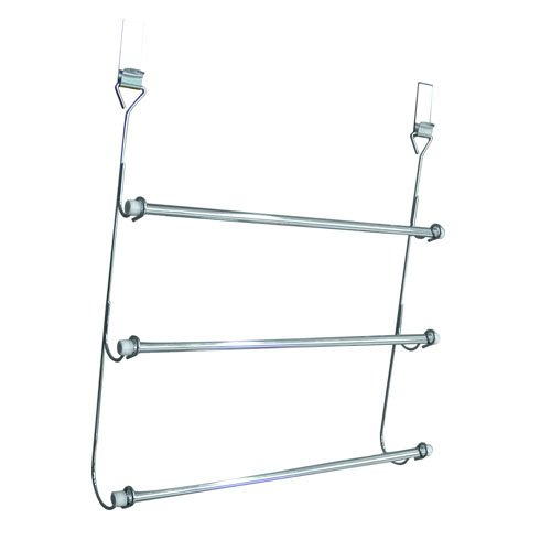 Sabichi 3-Tier Over Door Towel Rail