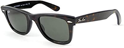 Ray-Ban - Gafas de sol, Unisex, RB2140 WAYFARER, 901/58