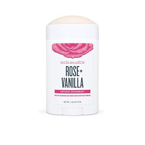 Schmidt' S Desodorante Stick Rosa & Vainilla 75g-Juego