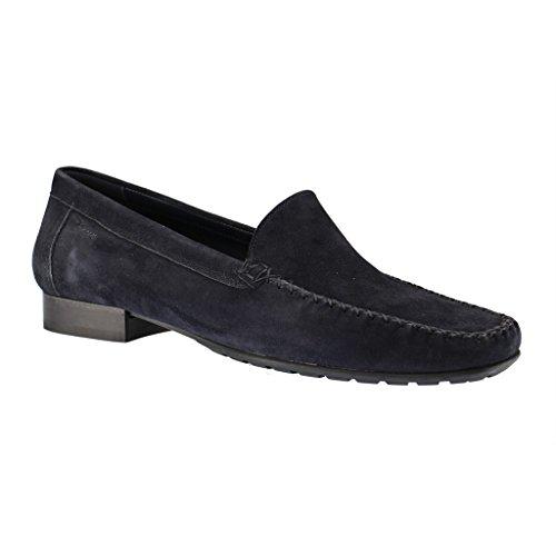 Sioux Campina-hw, Mocassins (loafers) Femme Bleu - Bleu