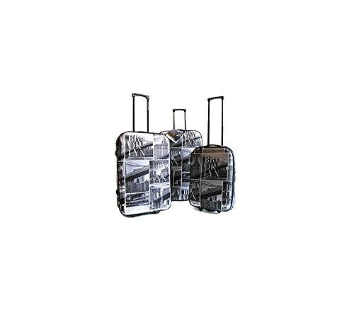 1 Valise DAVID JONES BA-4003 73 cm