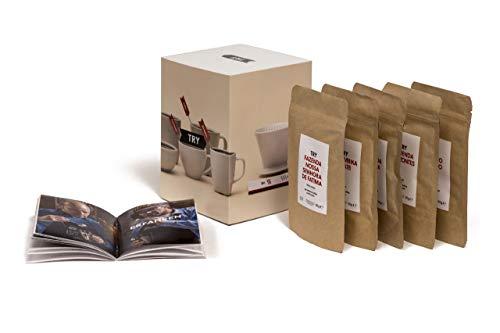 TRY Kaffee Geschenkset (gemahlen) - bekannt aus