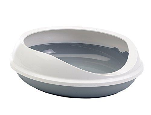 savic-figaro-bac-a-litiere-pour-chat-gris-blanc-46-x-55-cm