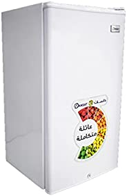 Dansat Single Door Refrigerator DNFS140R20