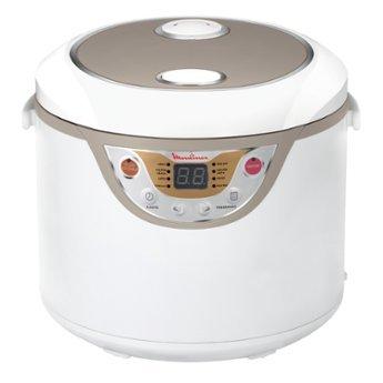 Moulinex Robot Maxichef - Robots de cocina (8 programas automáticos, capacidad de 3,5 litros, tecnología de micropresión), blanco [Clase de eficiencia energética A+] (Reacondicionado Certificado)