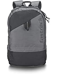 aa6c62335c54 Fastrack 21 Ltrs Grey School Backpack (A0723NGY01)