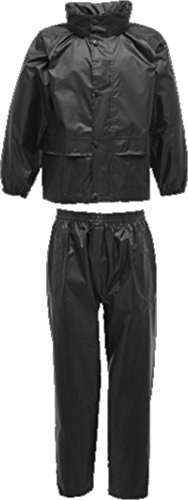 Regatta Kids Stormbreak Waterproof Rainsuit | Taped Seams | Trouser & Jacket
