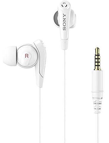 Sony Digital In-Ear Kopfhörer mit Noise Cancelling Rauschunterdrückung und Integriertem Mikrofon Kompatibel mit Smartphones, MP3-Geräten, Tablets und Laptops -