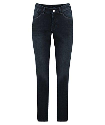 Mac Damen Jeans Melanie Pipe Smart Black (85) 40/34