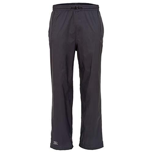 Highlander wasserdichte verstaubare Hose Leichte Überhose für Männer, Frauen und Kinder - Leichte wasserdichte Hose, die in Seiner eigenen praktischen Tasche verstaut Werden kann - The Stow & Go (M)
