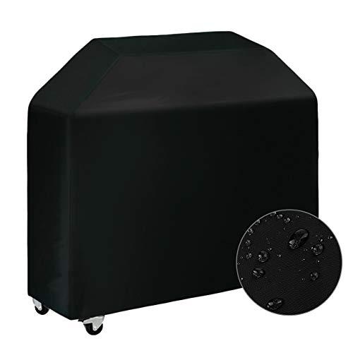 Osarke copertura barbecue impermeabile telo cover per barbecue protettivo copertura per bbq grill anti pioggia resistente impermeabile 145x61x117cm