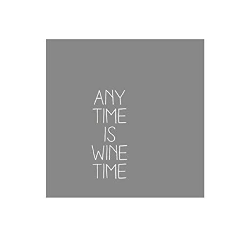 Räder Weinserviette Any time is Wine time