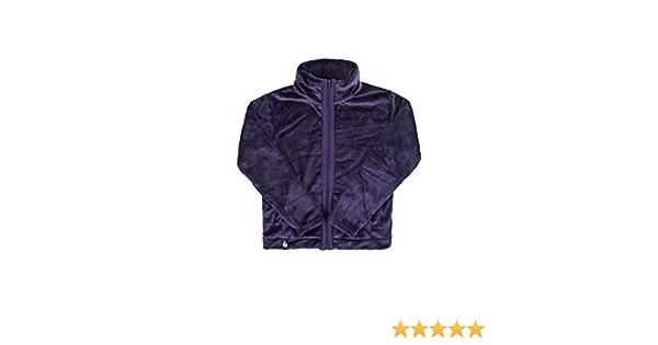 1  Ladies Thermal Winter Warm Heat Holders Snugover Fleece Jumper Purple L//XL