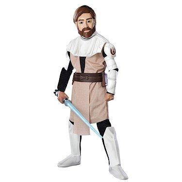Obi-Wan Kenobi™ Kostüm für Kinder Star Wars™ -  5-7 - Kenobi Kostüm Wan Obi Kind