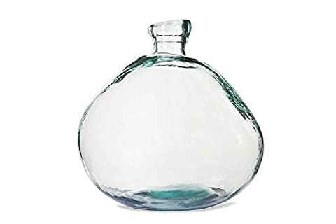 Garden Trading Wells Bubble Vase, Wide - Recycled