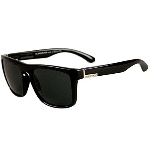 JAGENIE Gafas de Sol cuadradas para Hombre, para conducción al Aire Libre, Deportes, Pesca, etc.