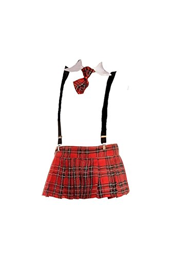 (Blinkini Sexy School Girl Braces Outfit Size 4-8)