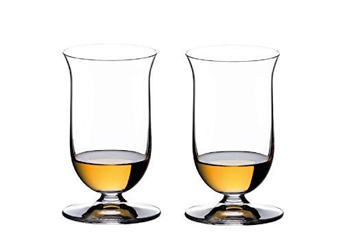 RIEDEL 6416/80 Whiskyglas Vinum Single Malt Whisky, 2er Set -