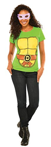 Rubie's Donatello Ninja Turtle Kit Frauen