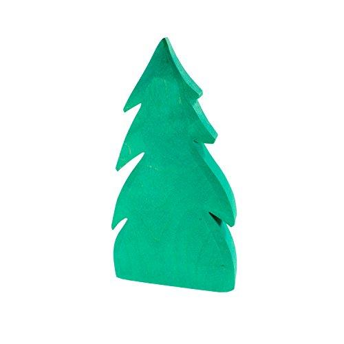 Tanne aus Holz (groß) – Wald Holzspielzeug, aus Schwäbischer Handarbeit (100% ökologisch)