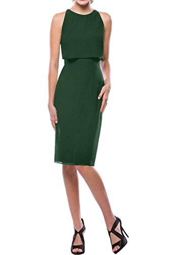 Gorgeous Bride - Robe - Femme vert foncé