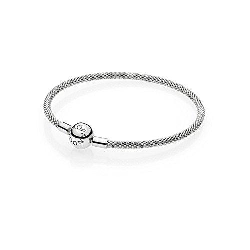 Pandora Women's Bracelet Mesh 596543 7MwAYWr