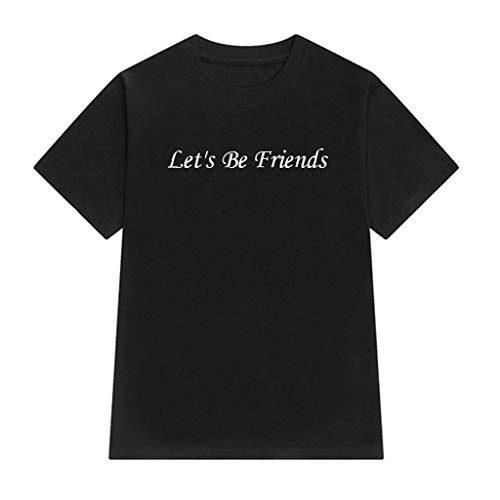 Camiseta de Manga Corta con Estampado de La Camiseta de...