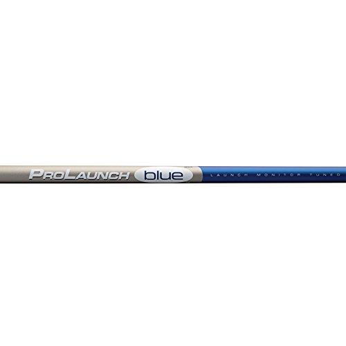 Grafalloy Prolaunch bleu 65 Stiff .335 Wood shaft avec un aftermarket adaptateur pour être...