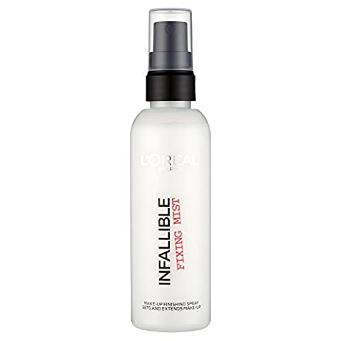 Maquillage L Oreal - L'Oreal Paris Infallible Fixing Mist Setting Spray