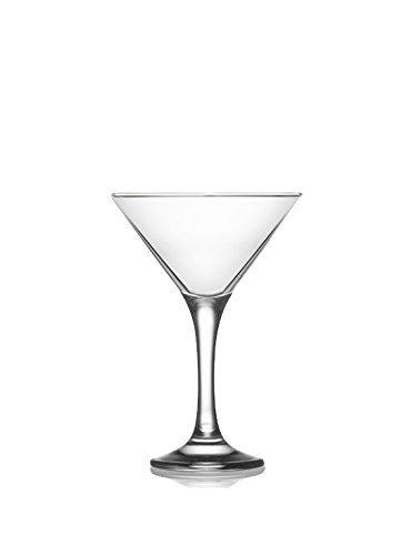 6 x Marguerita Margarita Frozen Cocktail Schalen Bowle Gläser Glas LAV 175 cc