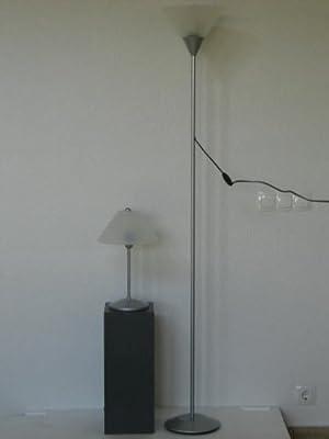 Arbeitsleuchte im Set Twin 2 - bestehend aus Tischleuchte und Stehleuchte von Bella-Vita GmbH - Lampenhans.de