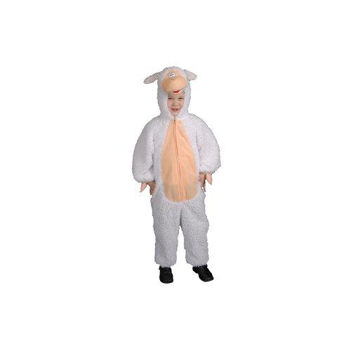 Kostüm Ohren Lamm - Dress Up America Entzückende Plüsch-Lamm-Kostüme für Kinder