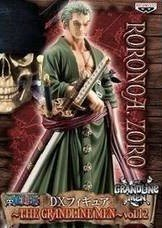 Vol.12 Roronoa Zoro One Piece DX Figure single item ~ THE GRANDLINE MEN ~ (japan import) 1
