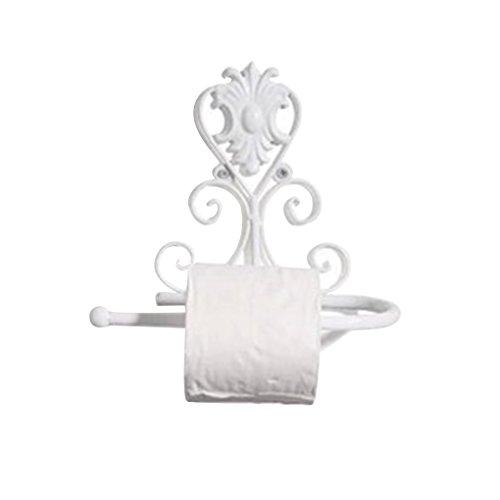qhgstore-fer-toilettes-rouleau-de-papier-holder-salle-de-bain-support-mural-rack-toilettes-blanc
