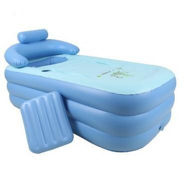 LIVY Erhöhung der Verdickung aufblasbare Faltung Erwachsenen warmen Whirlpool Badewanne Badewanne Bad Becken