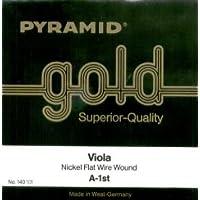 CUERDA VIOLA - Pyramid (Gold 140101) (Niquel Entorchado) 1ª Medium Viola 4/4