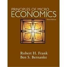 Principles of Microeconomics-Study Guide