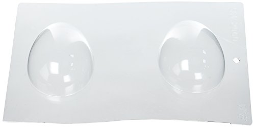 Paderno 47865-23 stampi pasqua 2 uova, policarbonato