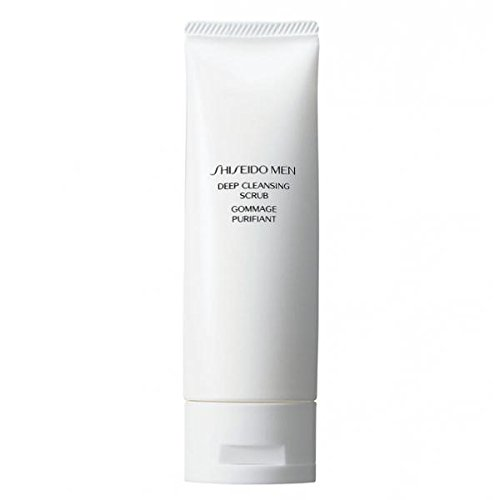 Shiseido Herren Shiseido Men Deep Cleansing Scrub 125 ml -